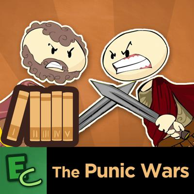 Cover art for Extra History: The Punic Wars