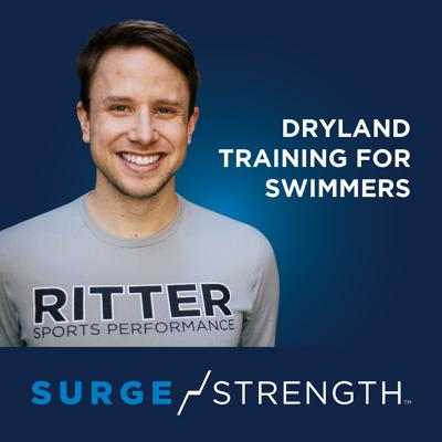 The goal of SURGE Strength is simple: Build Better Athletes to Generate Faster Swimmers. Hosted by Chris Ritter. Enroll for FREE in the SURGE Strength Academy and learn from our Dryland 101 Courses. Visit SURGE-Strength.com