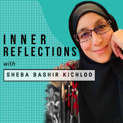 Inner reflect, reconnect and purify your super power, your heart with Sheba Bashir Kichloo, Inner Peace Transformational Therapist, Kinesiologist and Spoken Word Poetic Artist. Her purpose is to shift you from grief, regret and anxiety to a place of inner peace and empowerment through the healing of powerful heart purification. This podcast brings you brilliant minds and inspiring leaders who share insightful moments and explore the journey of their hearts with raw, reflective stories of the truths, trials and wisdoms guiding you to reflect within and purify your heart so you can live a more enriched and fulfilling life with inner peace.