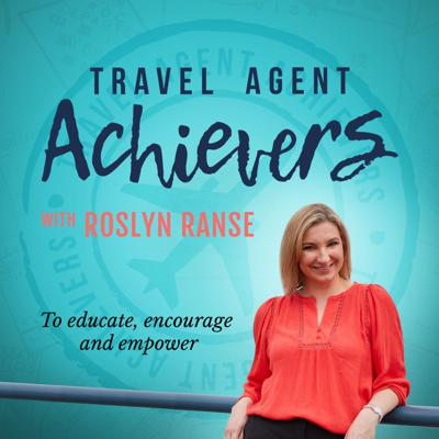 Travel Agent Achievers is an educational podcast by Australian travel professional, Roslyn Ranse. Educating, empowering and encouraging travel agents.  Whether you are working in a shop front or as mobile travel agent, we are here to help you grow your business and stay ahead of the competition. We will explore  strategies in all facets of business. Sales, marketing, customer service, finance, and project management. Success belongs to the eager and the equipped. The time is now. Design a  travel business where you can focus on what you love doing. Creating memorable travel experiences for your clients.  Here you'll learn new strategies on the 'business' side of things.