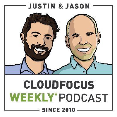A weekly show covering the latest cloud computing news, Salesforce.com happenings and events. If it is happening in the cloud we are focused on it. Don't miss the CloudFocus App Pick of the Week at the end over every show.