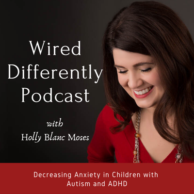 Cover art for Understand and Decrease Anxiety in Differently Wired Children