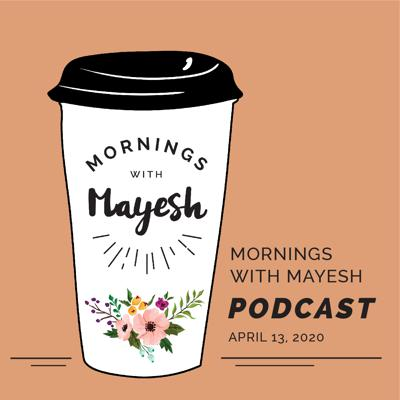 Cover art for Mornings with Mayesh: Charity Reel & Mayesh.com