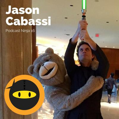 Cover art for PN16: Jason Cabassi - How to Start or Join a Podcast Network