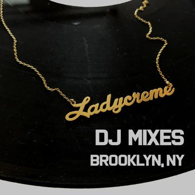 Music from Brooklyn-based DJ duo Ladycréme - house, disco, techno, classics.  New mix at least every other Friday.  www.ladycreme.com
