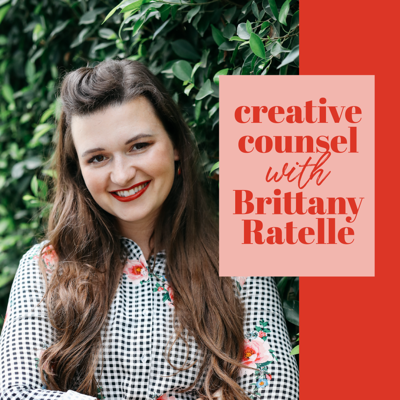 This podcast helps creative entrepreneurs and influencers confidently grow and scale their modern brands -- navigating the business side of content creation, influencer marketing, social media, e-commerce, online courses, in-person events, and digital products. Host Brittany Ratelle, an attorney for creatives, gives you legal resources and behind-the-scene business tricks for your busy life -- minus the leather-bound books and billable rate. Get the information and inspiration you need to move your business forward by tuning in to weekly interviews, action items, and legal tips to help you confidently OWN your business. If you are a maker, artist, speaker, coach, content creator, e-commerce owner, influencer, educator, or creativepreneur -- don't miss this amazing resource to help you get legally legit and moving forward one step at a time.