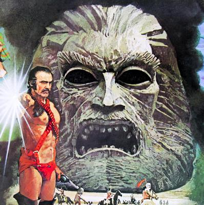 Cover art for Natter Cast 285 - Zardoz