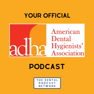 Cover art for 030-Your Official ADHA Podcast