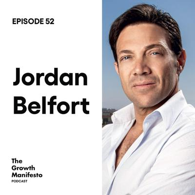 Cover art for How to use Jordan Belfort's sales system to close big deals