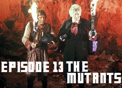 Cover art for Episode 13 - The Mutants