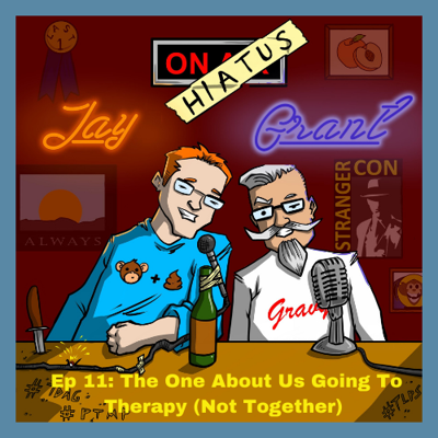 Cover art for Ep 11: The One About Us Going To Therapy (Not Together)