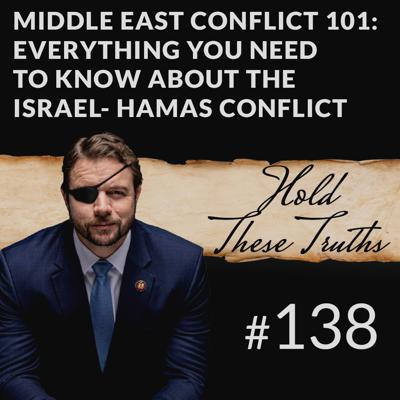 Cover art for Middle East Conflict 101: Everything You Need to Know About the Israel-Hamas Conflict