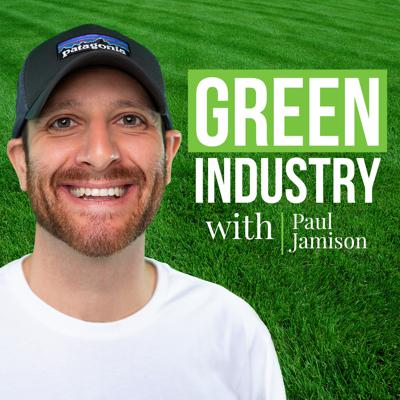 Cover art for Going Full Time In Lawn Care With Aaron Strunk