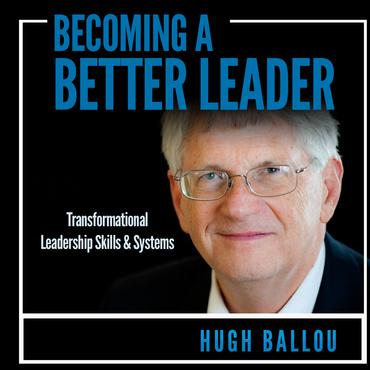 Cover art for Becoming A Better Leader Monday Momentum 9