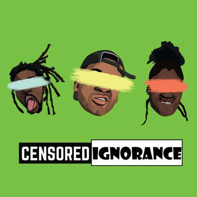 Censored Ignorance is a podcast where @Robtha4th, @Datbihdebby, and @Potluck_reggie come together to discuss trending topics and anything else  you can think of.