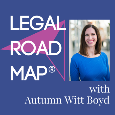 Legal Road Map®: copyright, trademark and business law info for online entrepreneurs