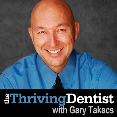 The Thriving Dentist Show by Gary Takacs guides dental practice owners and dentists in creating a profitable practice with financial independence while delivering hallmark-level quality of care.  Gary's lively discussions run the gamut from eye-opening lessons for you to become successful.