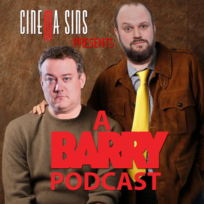Chris Atkinson and Barrett Share of CinemaSins are joined by their longtime friend Mike Hester to take a DEEP and hilarious dive into HBO's Barry, one of the most unique TV shows in the last decade. Each podcast episode will take a look at an individual chapter on the show.