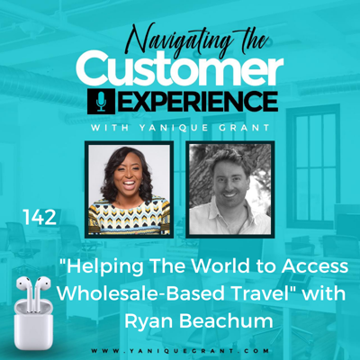 Cover art for 142:  Helping The World to Access Wholesale-Based Travel with Ryan Beachum