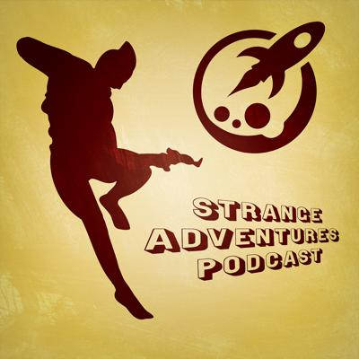 "Strange Adventures Podcast is dedicated to HBO Max's Strange Adventures series from executive producer Greg Berlanti. The anthology DC series will premiere on the upcoming streaming service from Warner Bros. ""Strange Adventures"", all logos and images are trademarks of DC Comics. The podcast is not sponsored by or affiliated with DC Comics, Warner Bros. TV or HBO Max."