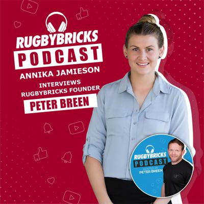 Cover art for #19: Peter Breen | Turning The Tables An Interview With Rugby Bricks Founder Peter Breen