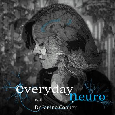 Cover art for Everyday Neuro 009: Using Rehabilitation Apps to Enhance Lives in Developmental Amnesia, Stroke and Brain Injury