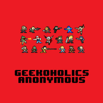 Geekoholics Anonymous Video Game Podcast