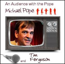 Cover art for with Tim Ferguson
