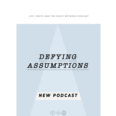 Cover art for Defying Assumptions