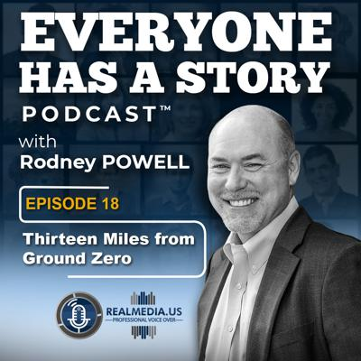 Cover art for Episode 18 :  Thirteen Miles from Ground Zero
