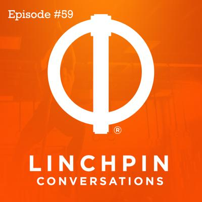 Cover art for Linchpin Conversations #59