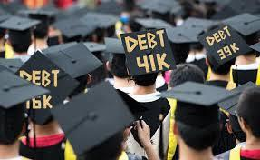 Cover art for The End of Student Debt: Free College and Debt Strikes