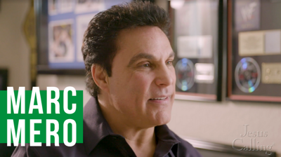 Cover art for God's Power to Direct Us onto Better Paths: Marc Mero