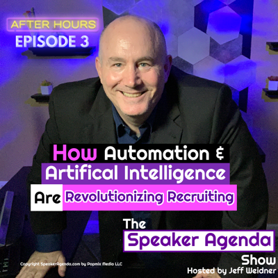 AFTER HOURS How automation and AI are currently revolutionizing recruiting.