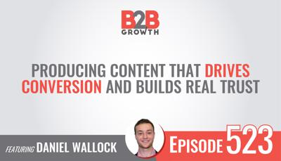 B2B Growth: Your Daily B2B Marketing Podcast