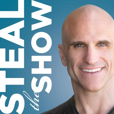 "Speeches, job interviews, deal-closing pitches... do you know the best way to handle yourself in the spotlight? ""Steal the Show"" offers a fast track to the skillset that will enable you to engage your listeners, manage your nerves, and give your message maximum impact in every situation, every time. Your host Michael Port is a New York Times bestselling author of 6 books, including Book Yourself Solid and Steal the Show, a top-rated corporate speaker, and former professional actor, having guest starred on shows like SEX & THE CITY, LAW & ORDER, Third Watch and many others. Music by: Shammy Dee."