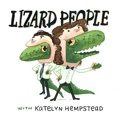 Lizard People: Comedy and Conspiracy Theories