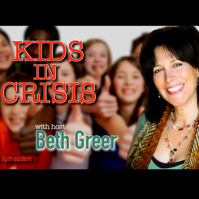 Kids in Crisis Radio Show: Expert Interviews on New, Effective, Holistic Approaches to Treating Kids with ADHD, Anxiety, Addiction and Autism