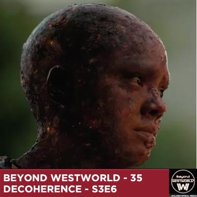 Cover art for Decoherence - Westworld S3E6