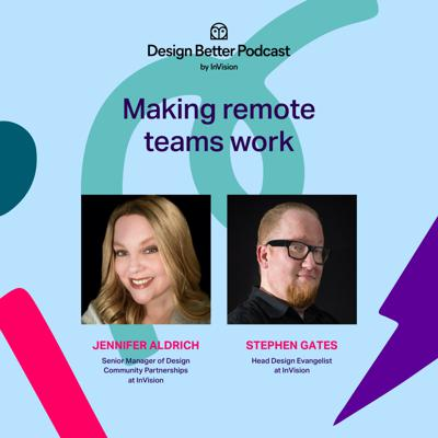 Cover art for Making remote teams work