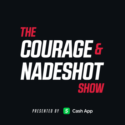 Welcome to The CouRage and Nadeshot Show presented by Cash App where 100 Thieves CEO Matt