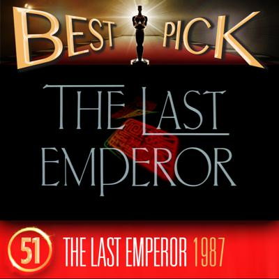 Cover art for BP051 The Last Emperor (1987)