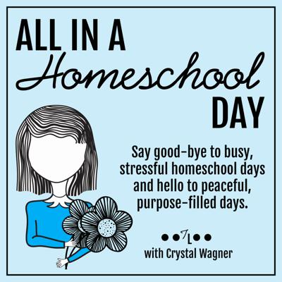 If you're like most of my listeners, you, too, wear many hats and you have a lot of demands on your time. It's difficult to juggle it all as a homeschool mom. And it's easy to be overwhelmed by everything you need to do. This show is not about finding the right curriculum or doing all the right things. It is about helping you focus on the best for your homeschool and your family.