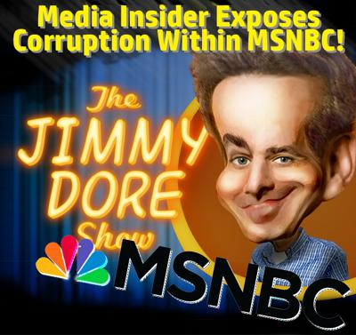 Cover art for Insider Exposes Corruption Inside MSNBC!