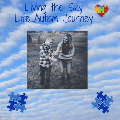 Cover art for Episode 23 - Discussing the ups and downs of raising a severely Autistic child while being on the Autism Spectrum herself w/