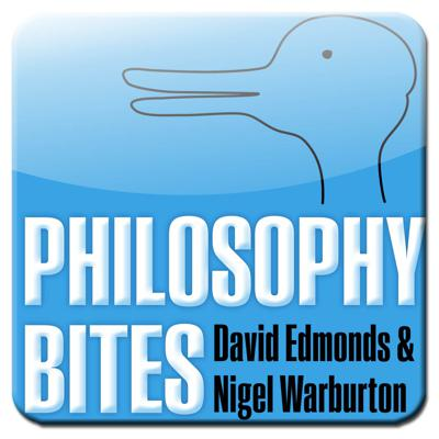 David Edmonds (Uehiro Centre, Oxford University) and Nigel Warburton (freelance philosopher/writer) interview top philosophers on a wide range of topics. Two books based on the series have been published by Oxford University Press. We are currently self-funding - donations very welcome via our website http://www.philosophybites.com