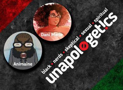 Animaine Sparkster and Dani Marie come together to go through every thing from pop culture and nerd culture to sexuality and politics from the black perspective. With a group of rotating cohosts and guests, the duo navigates through conversations about life in a world that expects apologies for being who they are, and offer no apologies for any of it. Enjoy the ride, cuz if we said it we ain't takin none of it back