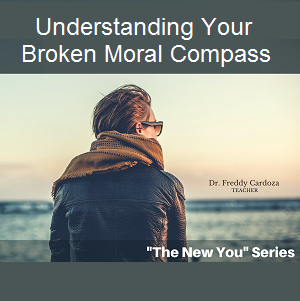 Cover art for Episode 042, Understanding Your Broken Moral Compass