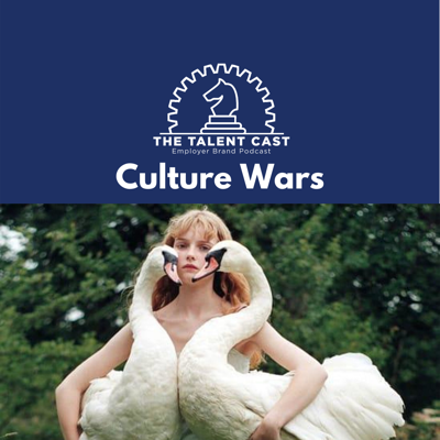Cover art for Culture Wars