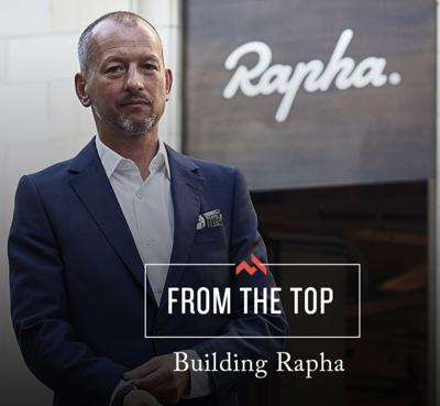 Cover art for Building Rapha